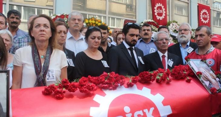 Sabahat Türkler son yolculuğuna uğurlandı