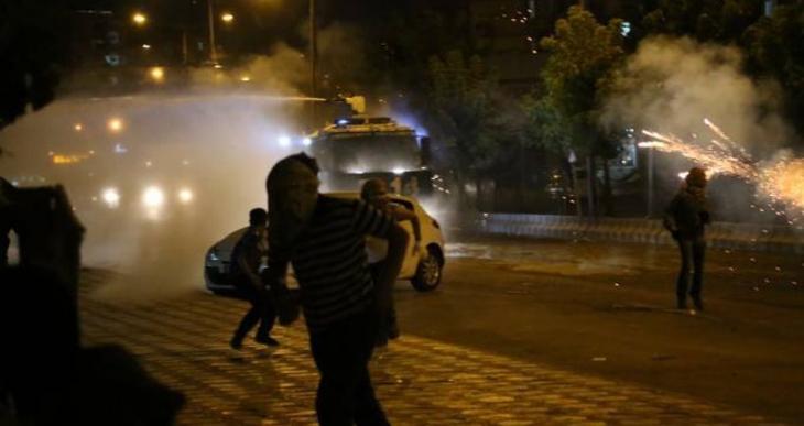 Diyarbakır'da ses çıkarma eylemleri yapıldı