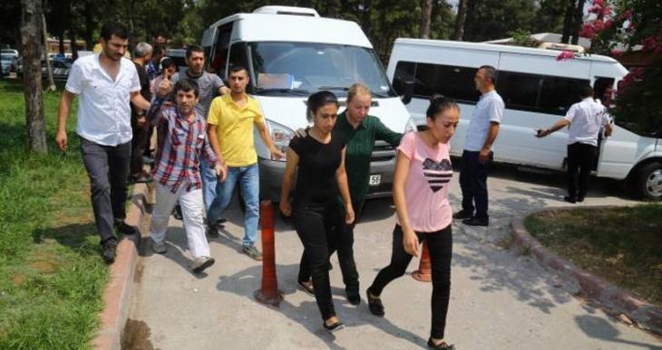 Gözaltı ve tutuklamalar sürüyor