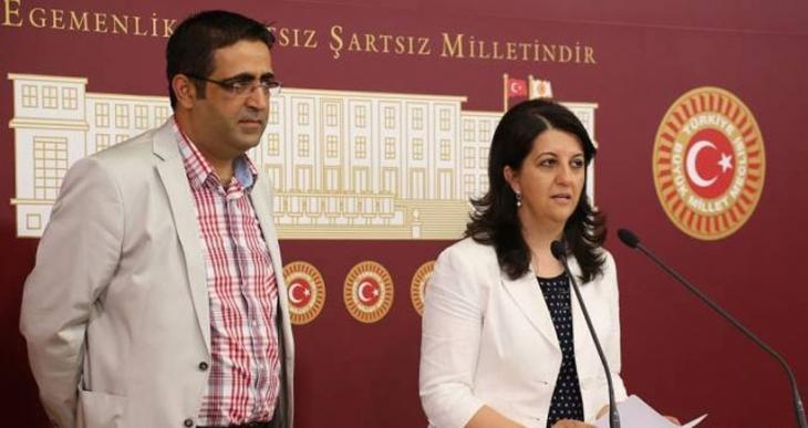 HDP dokunulmazlıkların kaldırılması için başvurdu