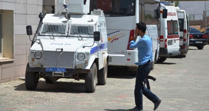 Doğubayazıt'ta çatışma: 3 asker yaralandı