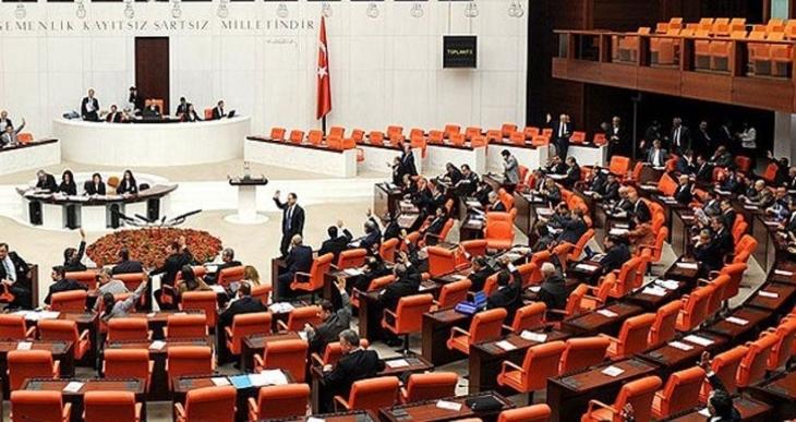 MHP ve AKP  işbirliği ile araştırma önergesi reddedildi