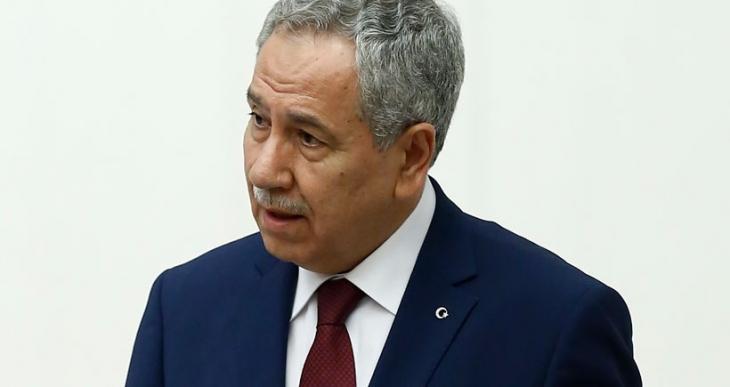 Arınç kürsüden HDP'yi suçladı