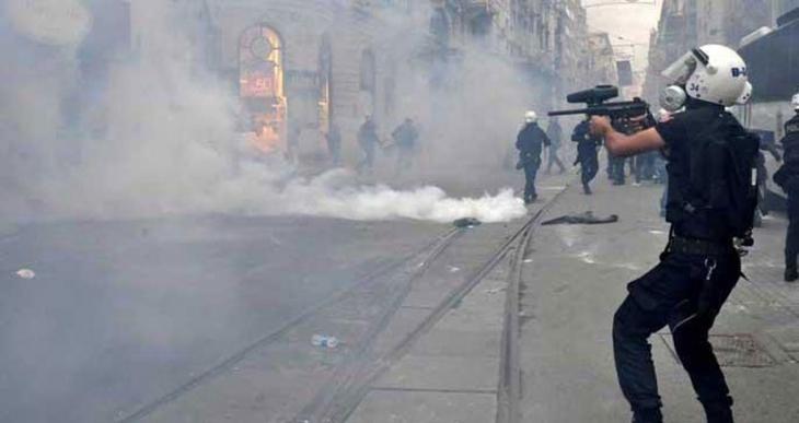 'Gezi' dayağı işkence sayılmadı