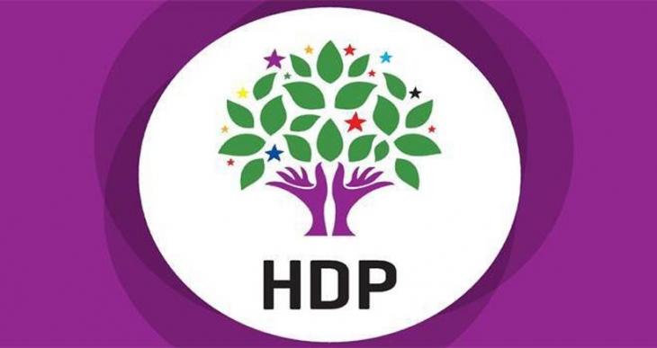 HDP : Çözüm sürecinin askıda tutulduğu her bir günün halklarımıza maliyeti çok ağırdır