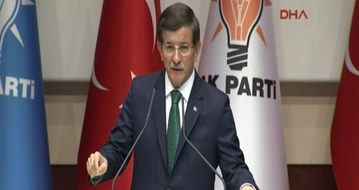 Davutoğlu, Demirtaş'ın 'Saray Gladyosu' sözüne öfke yağdırdı