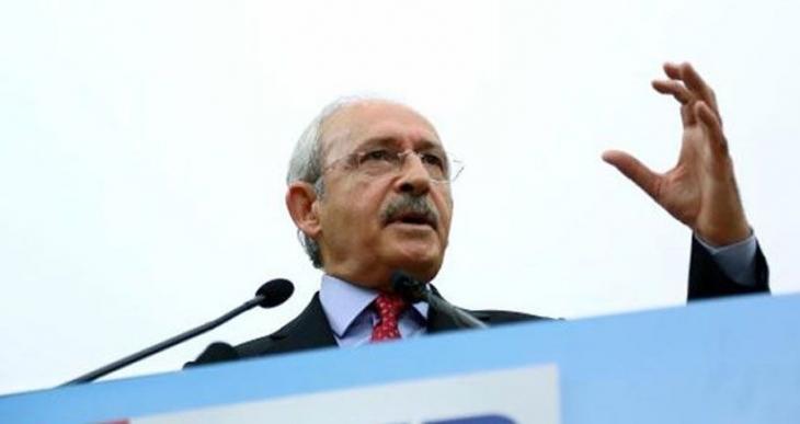 Kemal Kılıçdaroğlu ve 8 milletvekili hakkında dokunulmazlık dosyası TBMM'de