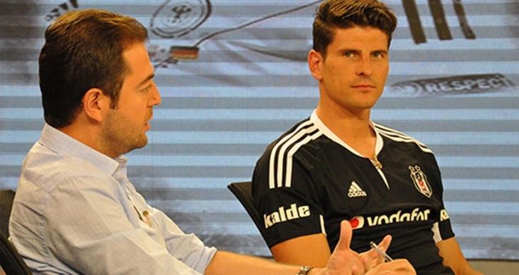 Mario Gomez: Beşiktaş'ta başarılı olacağıma inanıyorum