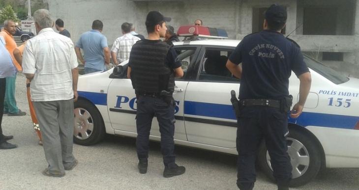 Osmaniye'de polise silahlı saldırdı: 1'i polis 2 yaralı