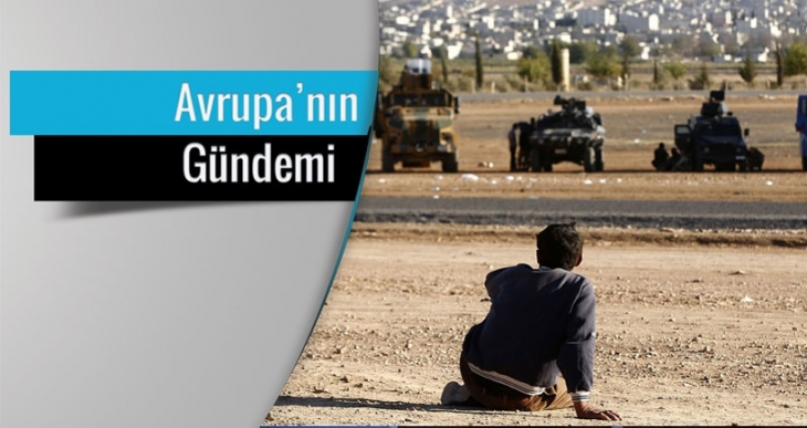 Avrupa Türkiye'nin kirli oyununu konuşuyor
