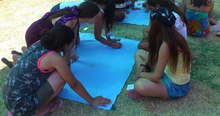13. Gençlik Yaz Kampı genç kadınlar için güzel bir fırsat!