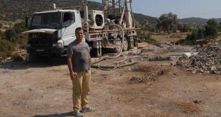 Urla villalarının yanına jeotermal enerji
