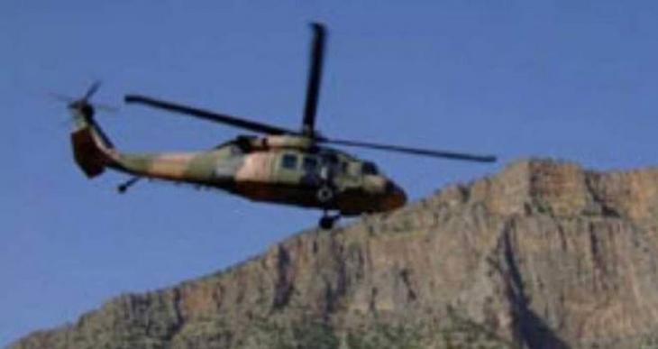 Ağrı ve Tendürek Dağı operasyonlar için 'geçici askeri güvenlik bölge' ilan edildi