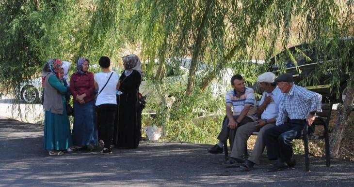 Ermenek'te Kurtulan çavuş: Kaza eski ocağa çok yaklaşıldığından meydana geldi
