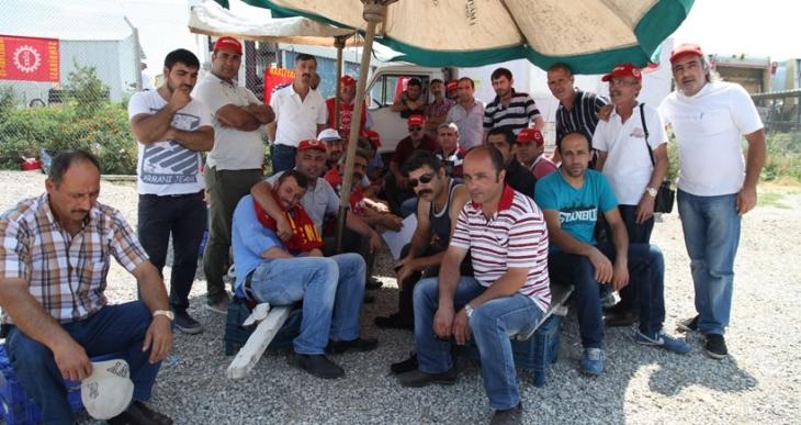Çankaya Belediyesi'nde 97 taşeron işçi atıldı