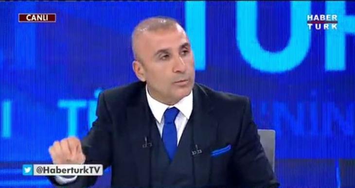 Bahçeli'nin danışmanı Metin Özkan: Çantamda 3 bin kişilik 'şerefsiz' listesi var