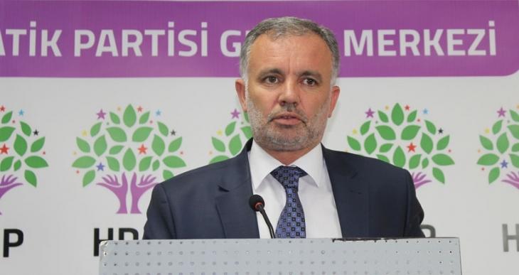 HDP Parti Sözcüsü Ayhan Bilgen: Yaşananlar 1990 görünümlü 1930 modeli