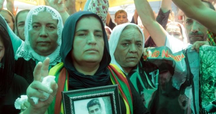 Gerilla annesinden asker annesine 'Meclis'e gidelim' çağrısı