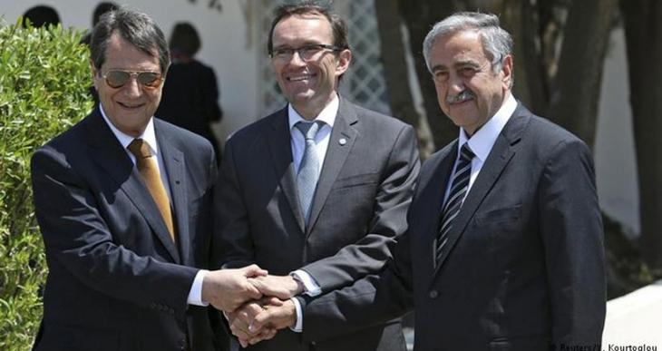 Kıbrıs'ta çözüme doğru mu?