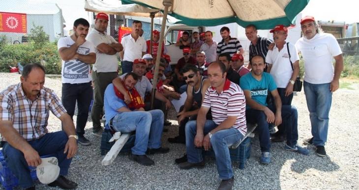 Çankaya Belediyesi taşeron işçilere işe iade sözü verdi