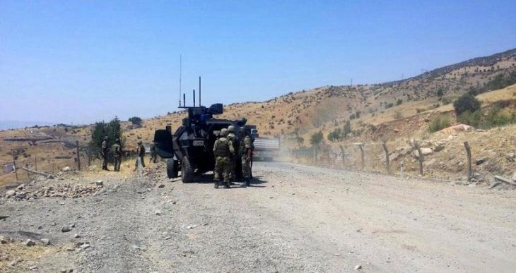 Şırnak ve Cizre'de 6 gözaltı