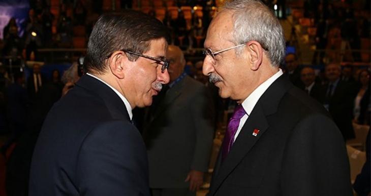 AKP ile CHP koalisyon görüşmesi için  pazartesi bir araya gelecek