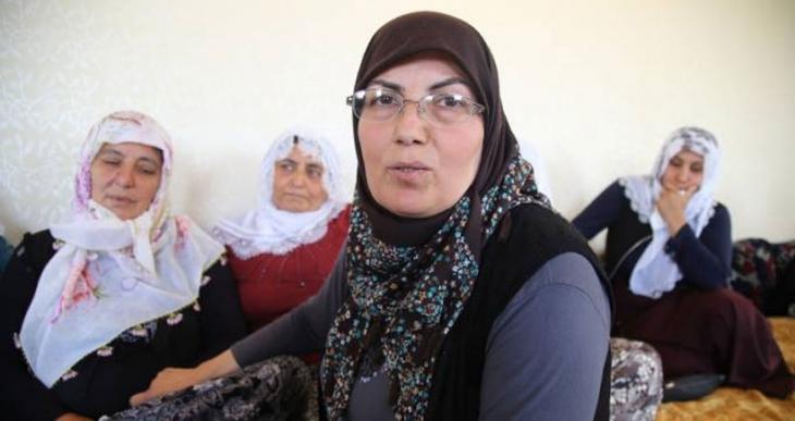 Mürşitpınar'da cenazesi bekletilen Çelik'in annesi: Oğlumu almadan adım atmam