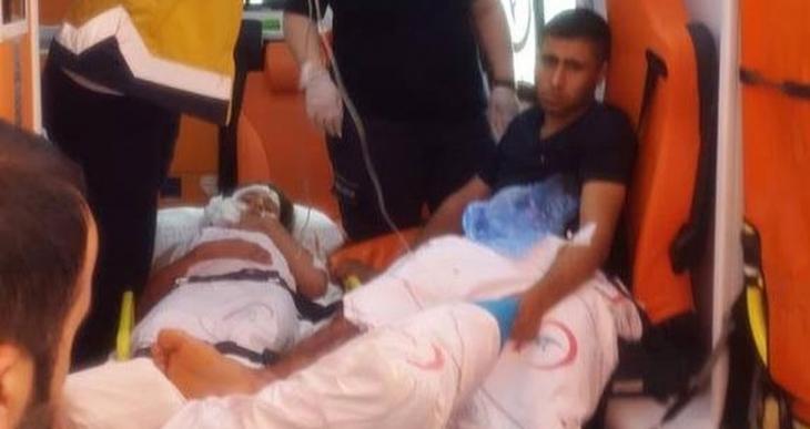 17 yaşındaki genç hastane kapısında katledilmiş