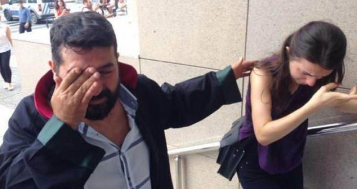 İstanbul'da ÖHD'li avukatlara polis saldırısı
