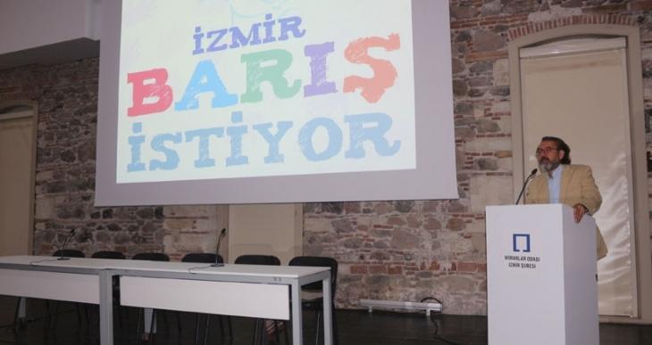 İzmir'de de Barış Bloku kuruldu
