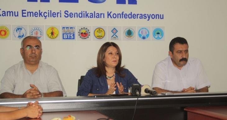 KESK'ten 6 aylık sendikal hak ihalleri raporu: Bir yılda 1000 sürgün!