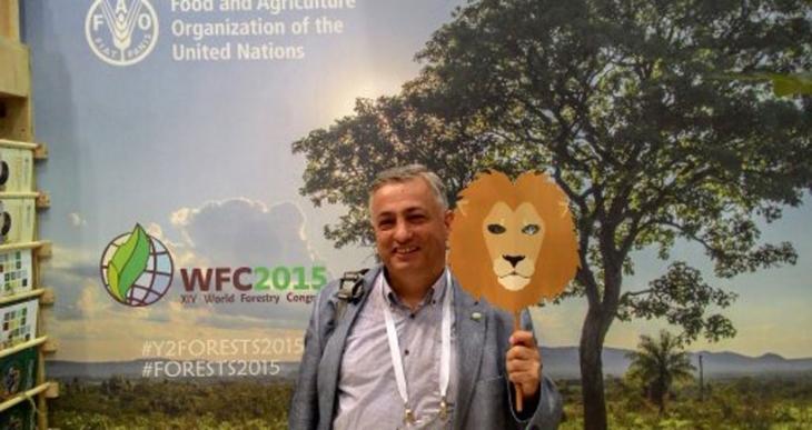 14. Dünya Ormancılık Kongresi gerçekleşti: Ormana bak kapitalizmi gör