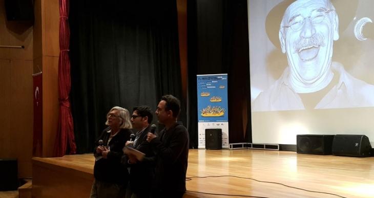 Ankara'da 'Sinemada Caz' büyük ilgi gördü