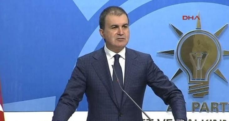 AKP Sözcüsü Çelik'ten 'İsrail' açıklaması: Kesin bir anlaşma yok, taslak üzerinde çalışılıyor