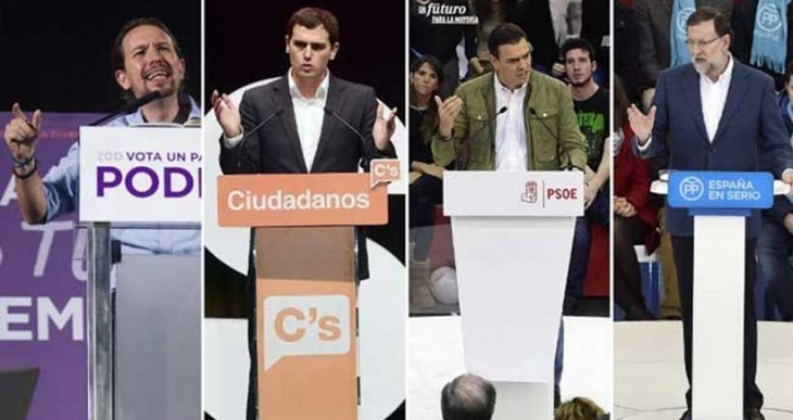 İspanya'da iki partili siyasi tablo değişti