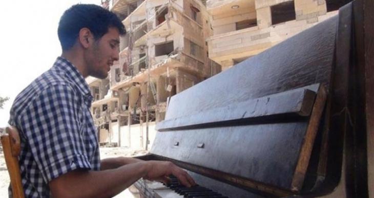 Mülteci piyaniste Beethoven Ödülü