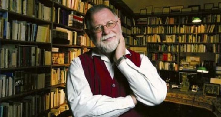 Manguel, Arjantin Kütüphanesi'nin direktörü oldu