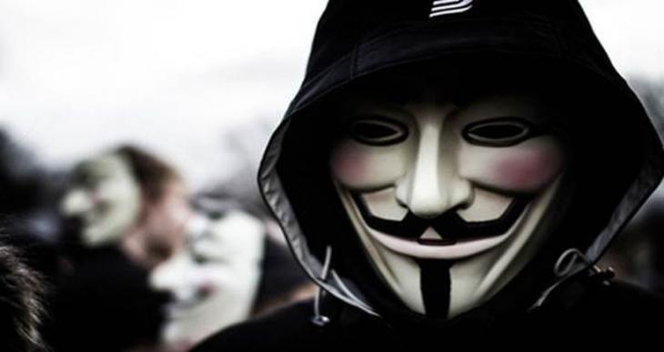 Anonymous'tan AKP hükümetine 'IŞİD'e destek' uyarısı