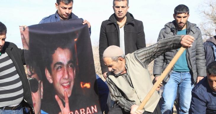 Polis kurşunuyla öldürülen Baran'ı kardeşi uğurladı: Bak sen bunları çok seversin