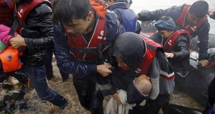 Ege'de yine mülteci faciası: 13 ölü, 7 kayıp