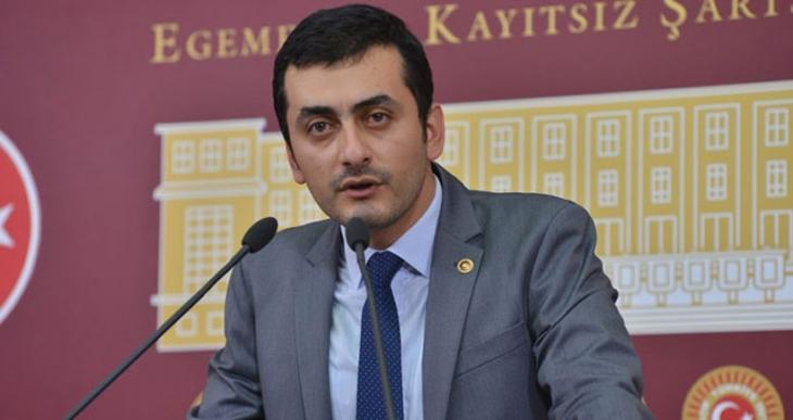 CHP Milletvekili Eren Erdem hakkında savcılığa suç duyurusu