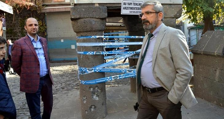 Tahir Elçi cinayetinde 17 saniyelik görüntü kayıp iddiası
