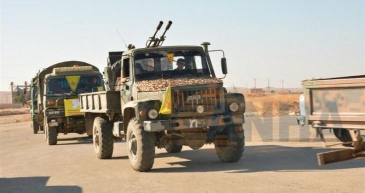 Demokratik Suriye Güçleri, Kobanê'nin güneyinde IŞİD'e karşı ilerliyor