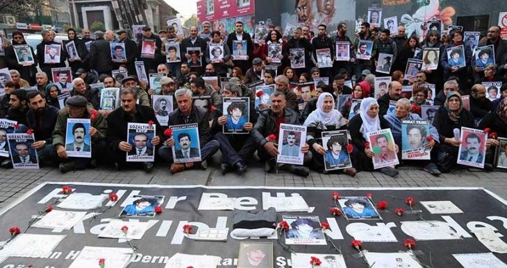 Cumartesi Annelerinin yeni yıl mesajı: Çocuklar ölürken rahat uyuma Türkiye!