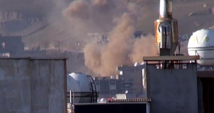 Cizre'de 3 asker yaşamını yitirdi, 1 polis ve 1 asker yaralandı