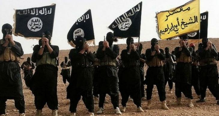 ABD IŞİD kontrolündeki Riyad kasabasına indirme operasyonu düzenledi