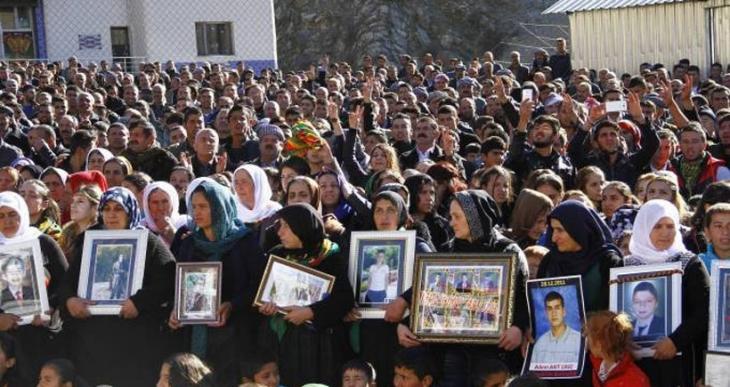 Roboski'de 34 can anıldı: Adalet arayışımızı bırakmayacağız