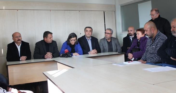 Alevi örgütleri grevi desteklediklerini açıkladı: Barış hemen şimdi