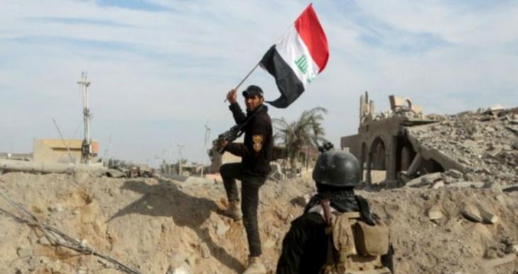 Irak ordusu IŞİD'i Ramadi'den çıkardı