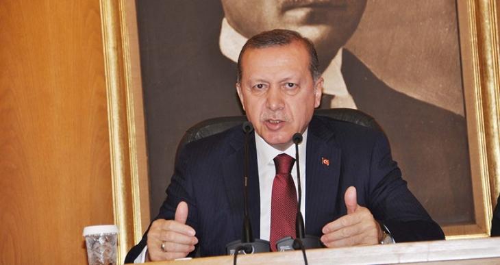'Parlamenter sistem bekleme odasında' diyen Erdoğan, Demirtaş'ı parlamentoya inanmamakla suçladı